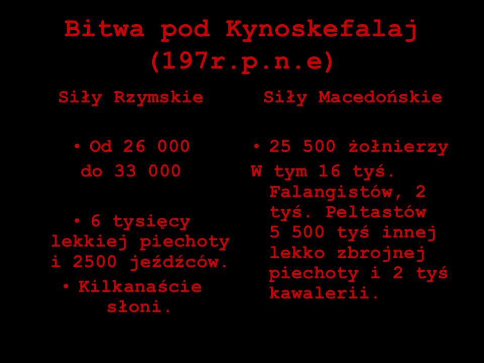 Bitwa pod Kynoskefalaj (197r.p.n.e)