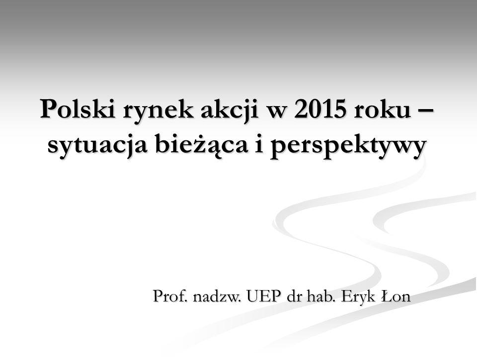 Prof. nadzw. UEP dr hab. Eryk Łon