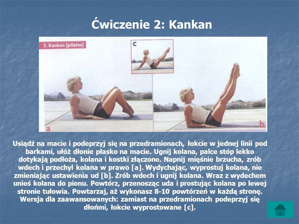 Ćwiczenie 2: Kankan