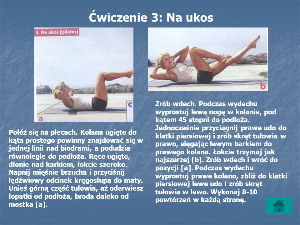 Ćwiczenie 3: Na ukos