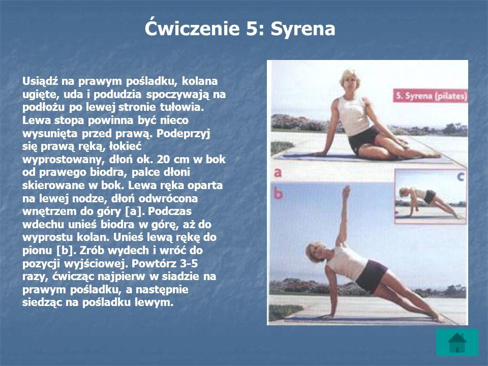 Ćwiczenie 5: Syrena