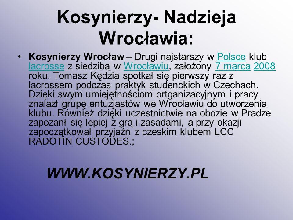 Kosynierzy- Nadzieja Wrocławia: