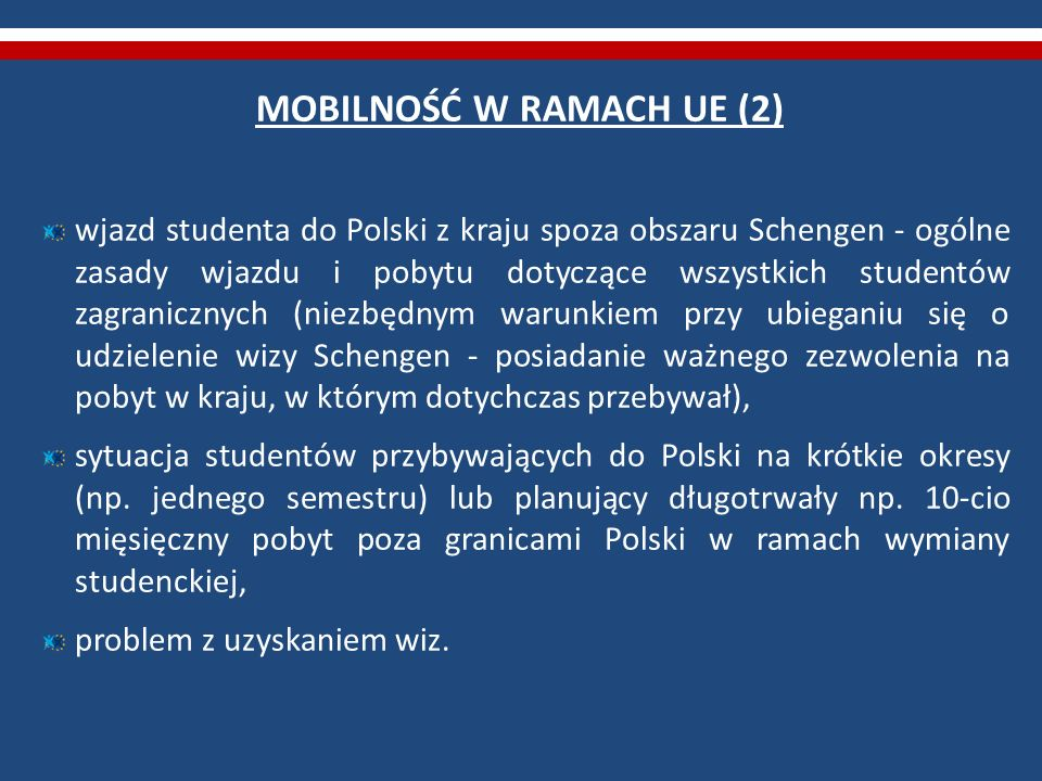 MOBILNOŚĆ W RAMACH UE (2)