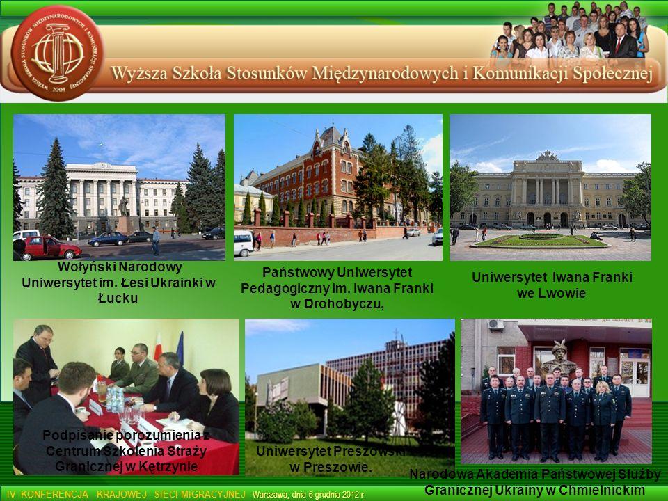Wołyński Narodowy Uniwersytet im. Łesi Ukrainki w Łucku