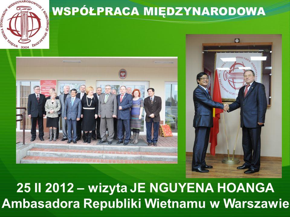 25 II 2012 – wizyta JE NGUYENA HOANGA