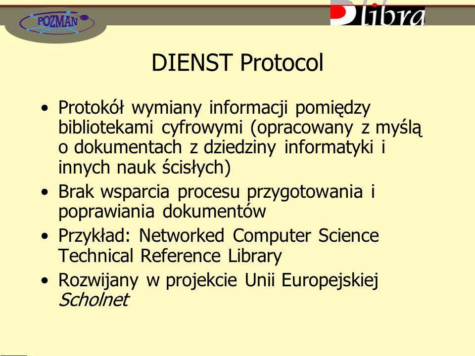 DIENST Protocol