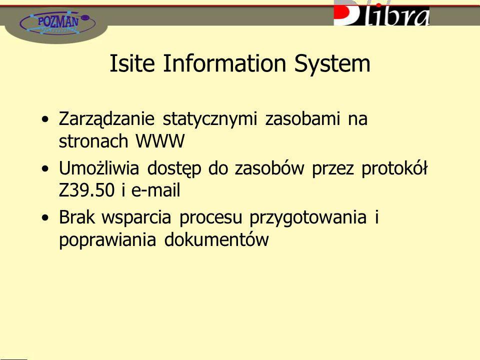 Isite Information System
