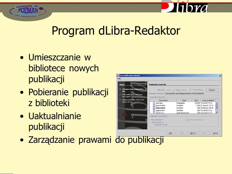 Program dLibra-Redaktor