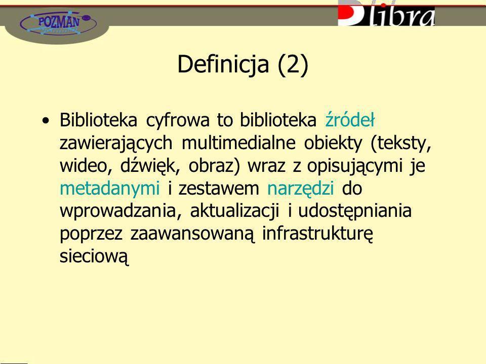 Definicja (2)