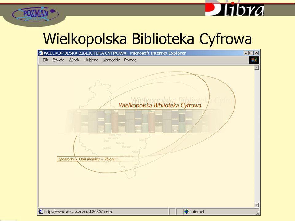 Wielkopolska Biblioteka Cyfrowa
