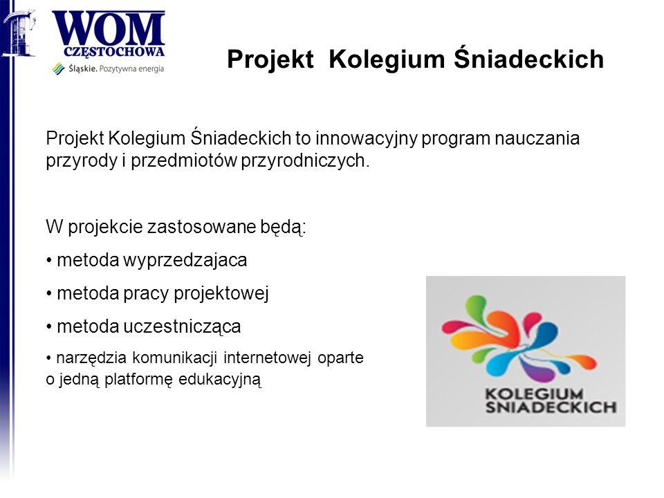 Projekt Kolegium Śniadeckich