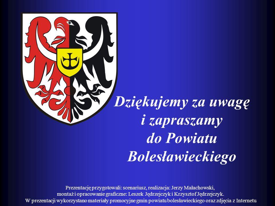 i zapraszamy do Powiatu Bolesławieckiego