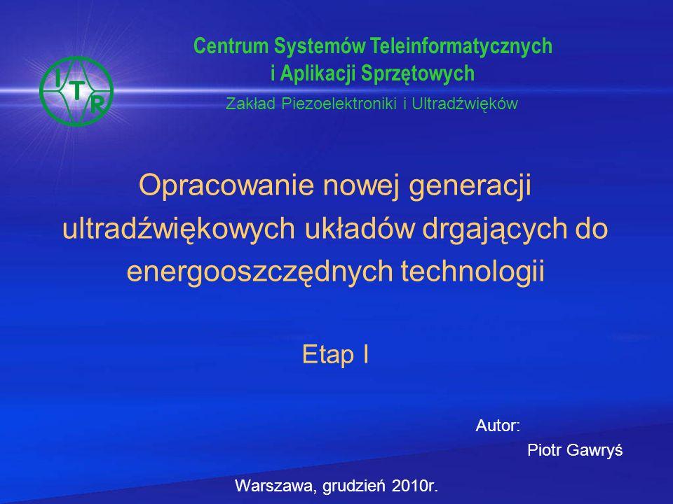 Centrum Systemów Teleinformatycznych i Aplikacji Sprzętowych