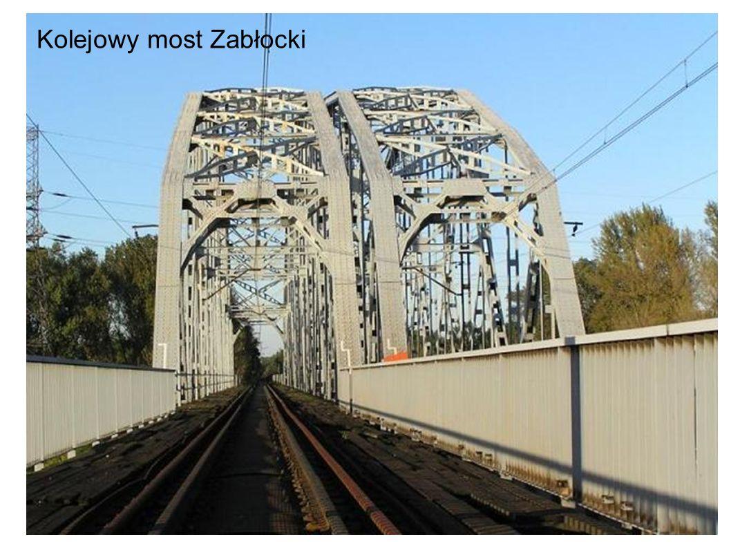 Kolejowy most Zabłocki