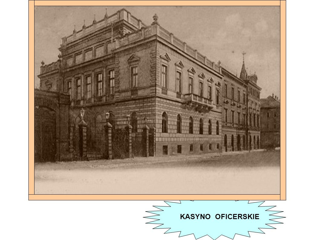 KASYNO OFICERSKIE