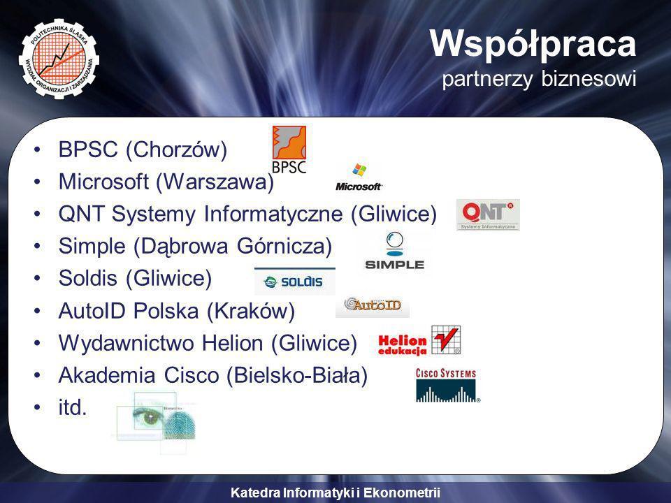 Współpraca partnerzy biznesowi