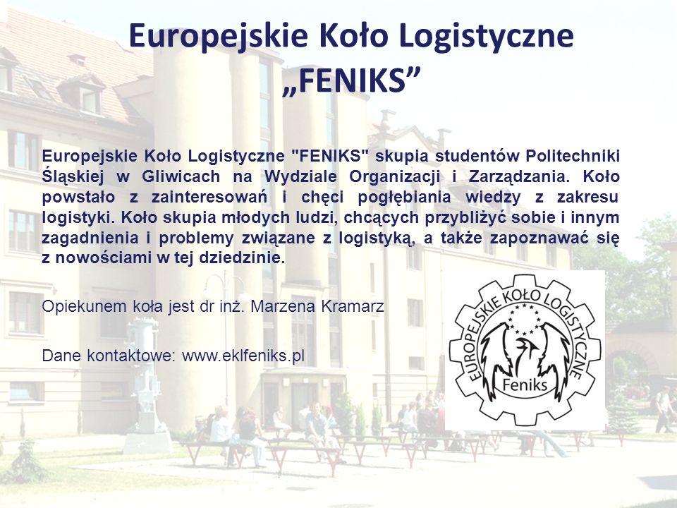 """Europejskie Koło Logistyczne """"FENIKS"""