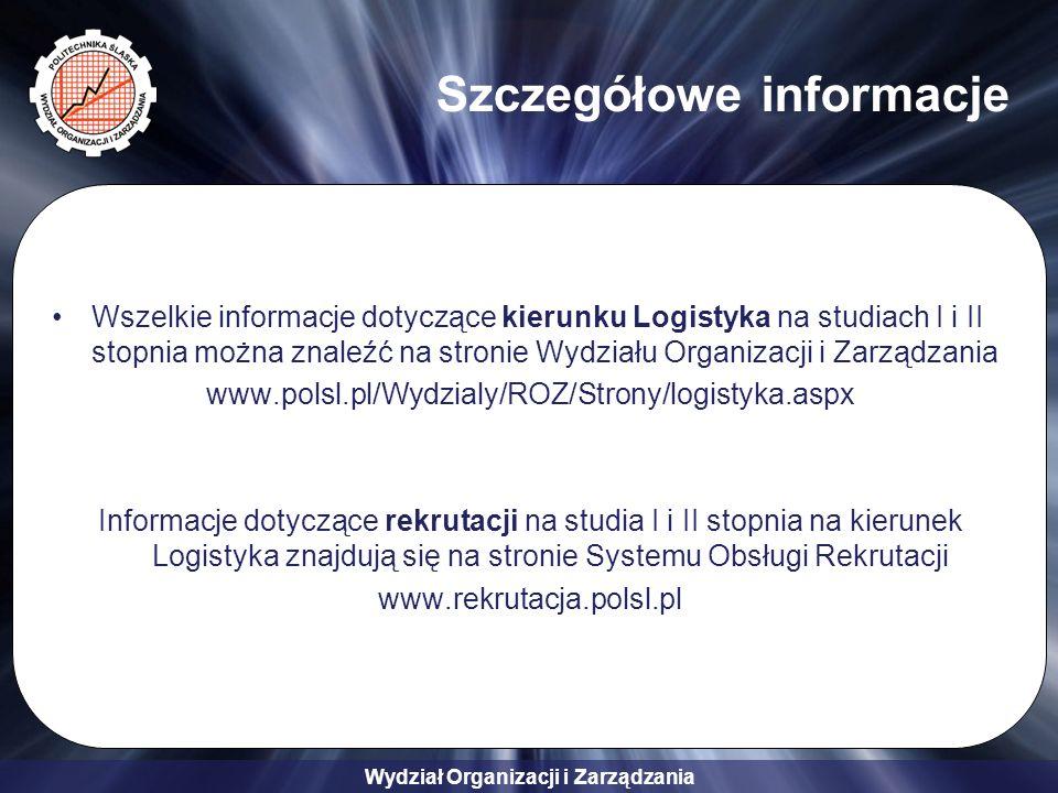 Szczegółowe informacje