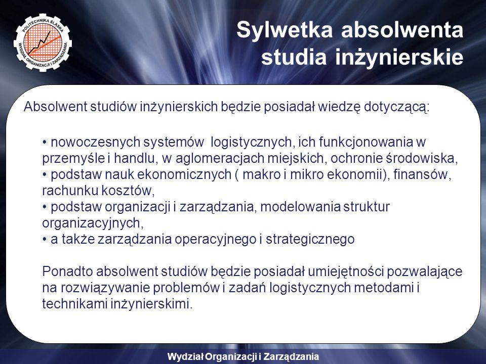 Sylwetka absolwenta studia inżynierskie