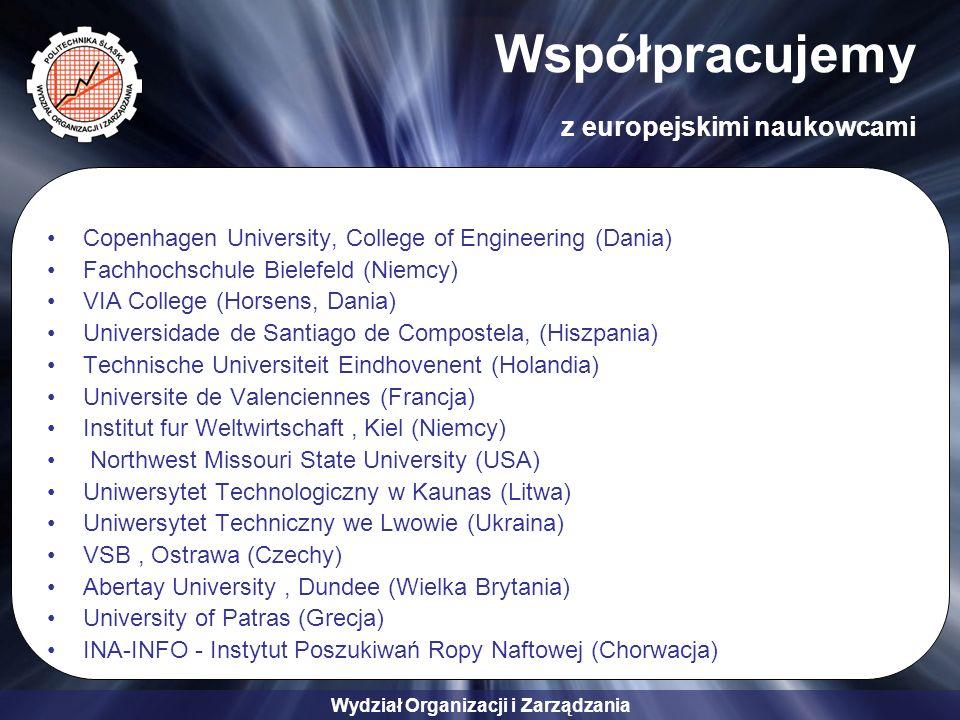 Współpracujemy z europejskimi naukowcami