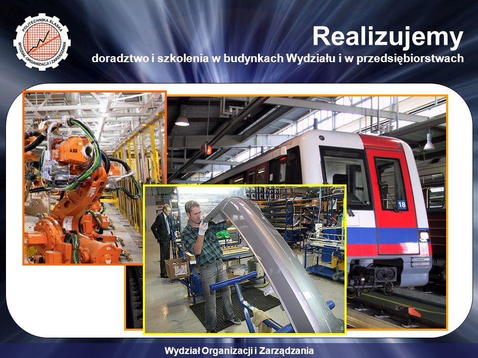 Realizujemy doradztwo i szkolenia w budynkach Wydziału i w przedsiębiorstwach