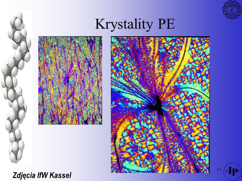 Krystality PE Zdjęcia IfW Kassel