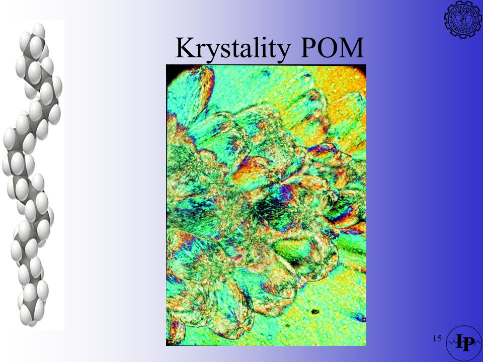 Krystality POM