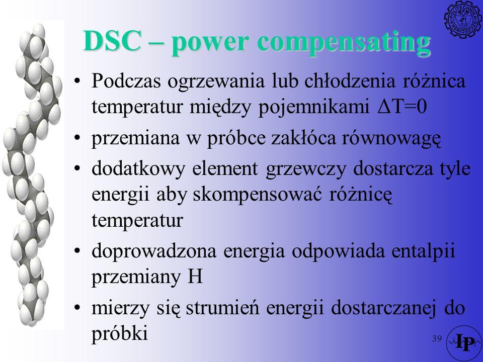 DSC – power compensating