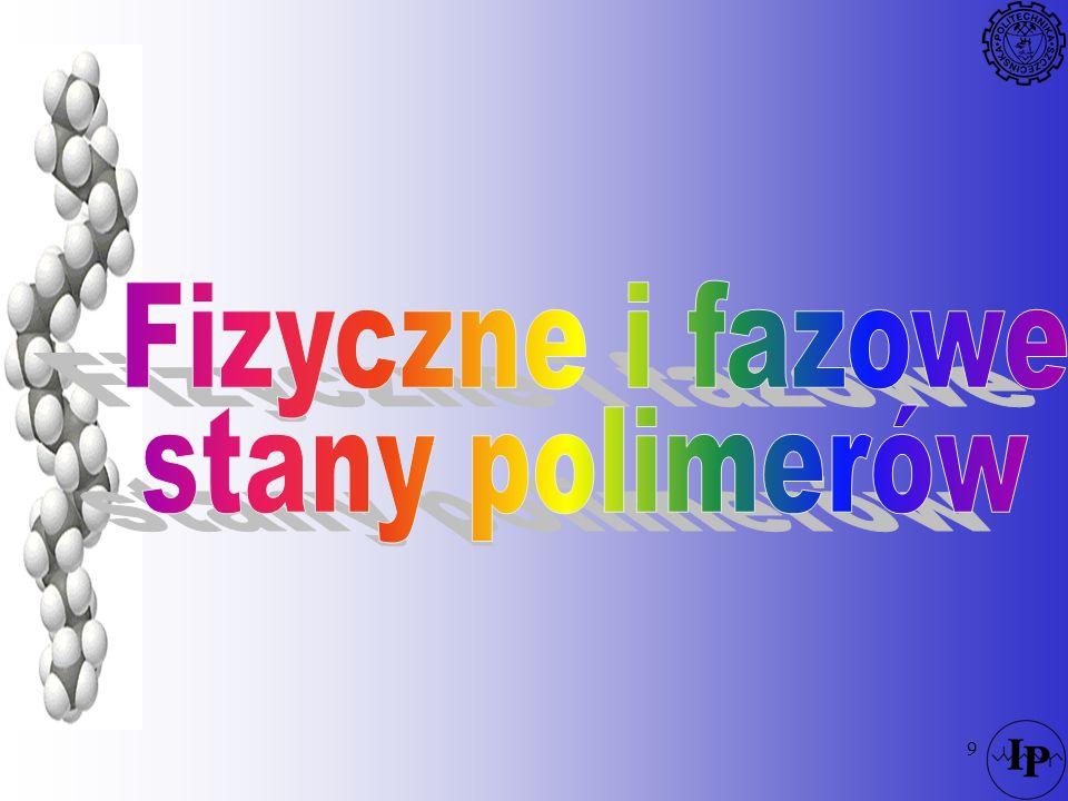 Fizyczne i fazowe stany polimerów