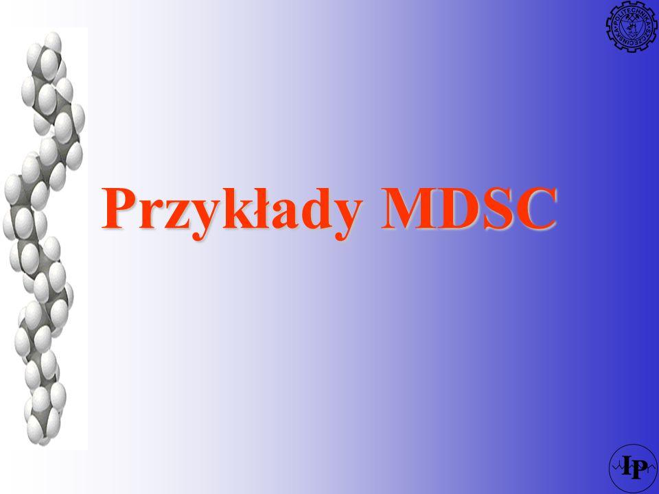 Przykłady MDSC