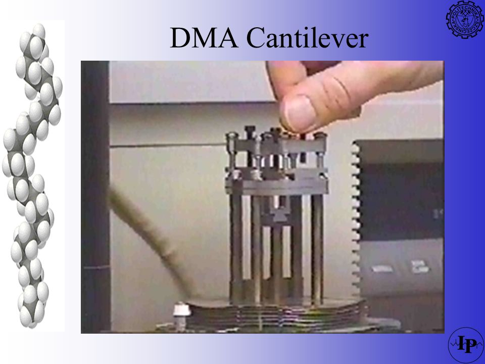 DMA Cantilever REFERENCES: