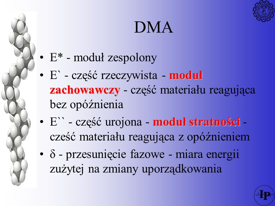DMA E* - moduł zespolony