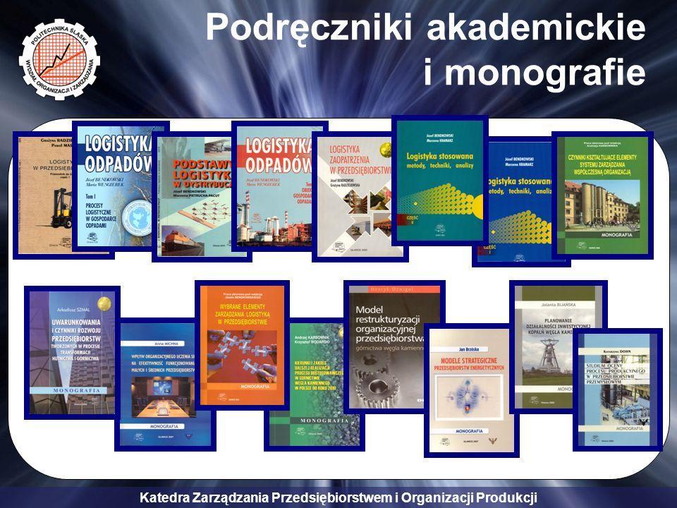 Podręczniki akademickie i monografie