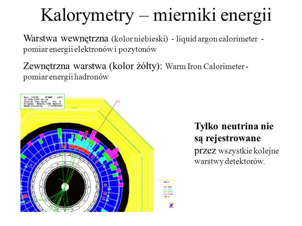 Kalorymetry – mierniki energii
