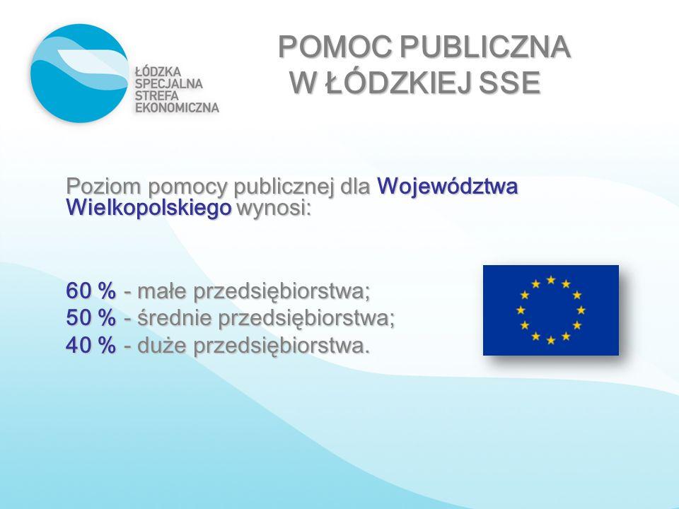 POMOC PUBLICZNA W ŁÓDZKIEJ SSE