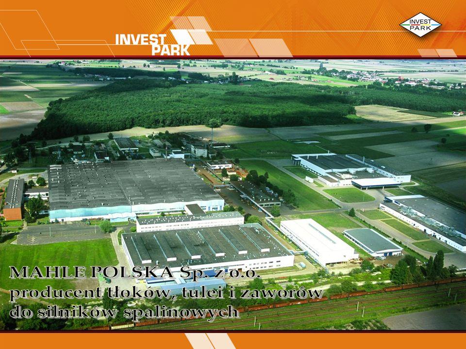 MAHLE POLSKA Sp. z o.o. producent tłoków, tulei i zaworów do silników spalinowych