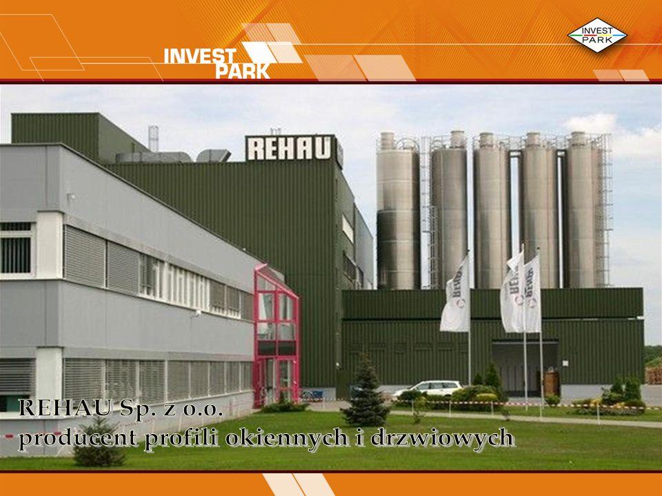 REHAU Sp. z o.o. producent profili okiennych i drzwiowych