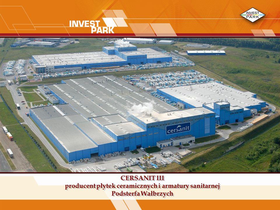 producent płytek ceramicznych i armatury sanitarnej