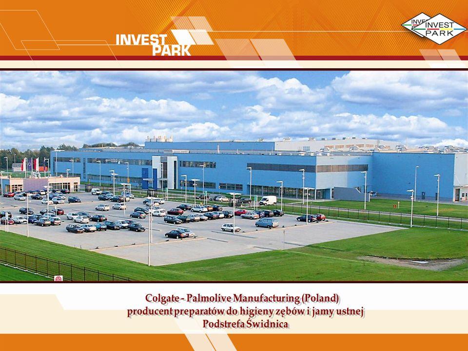 Colgate - Palmolive Manufacturing (Poland)