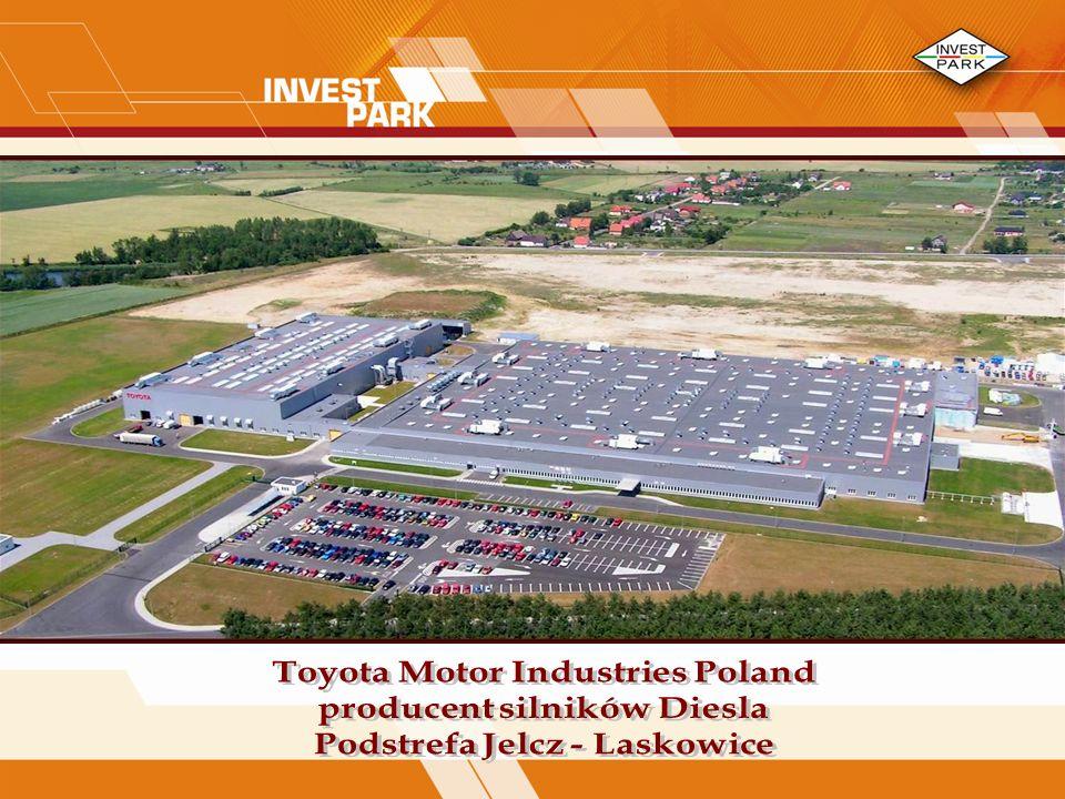 Toyota Motor Industries Poland producent silników Diesla