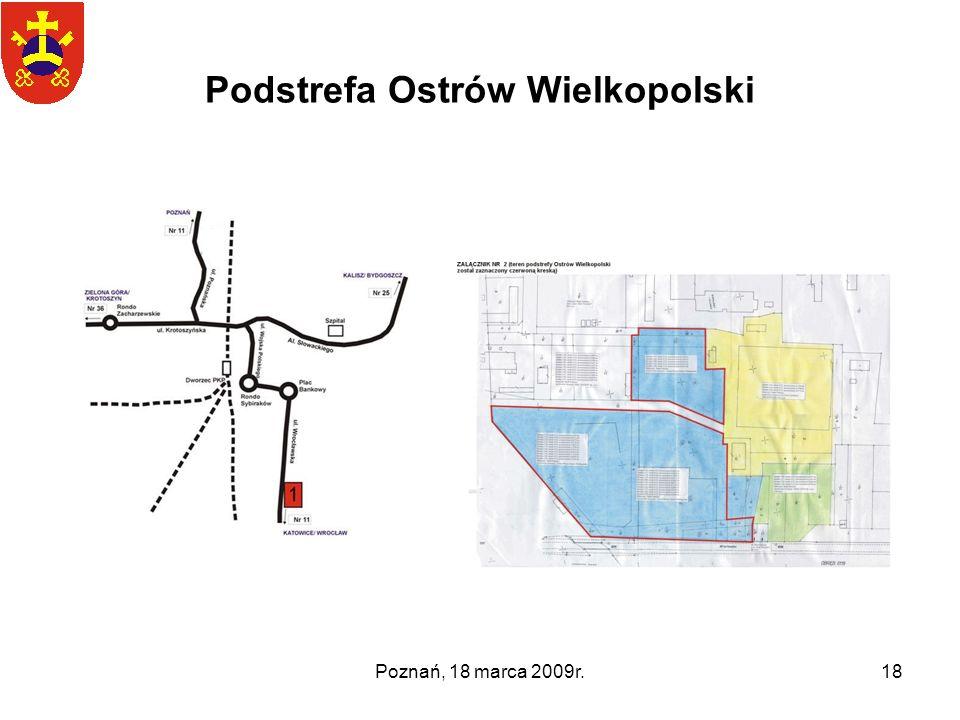 Podstrefa Ostrów Wielkopolski