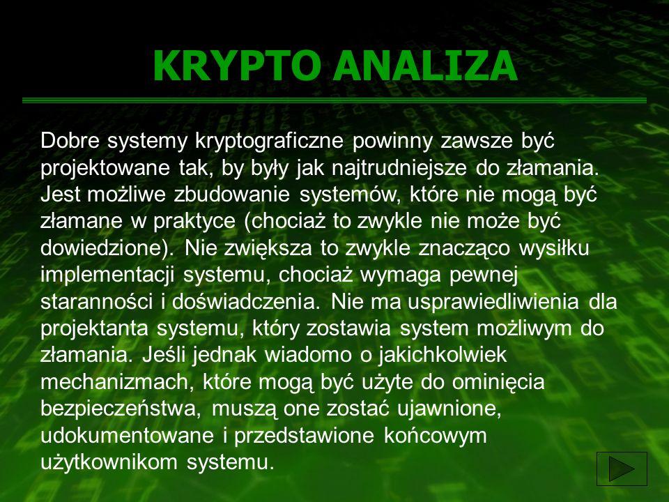 KRYPTO ANALIZA