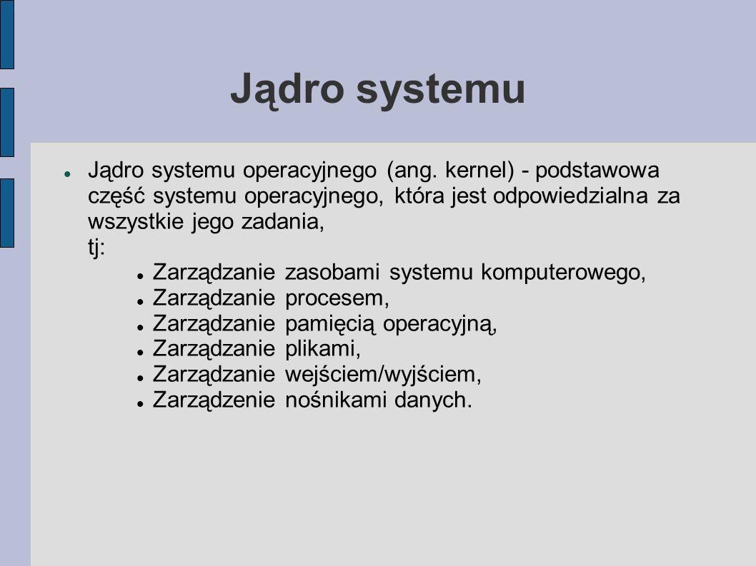 Jądro systemu
