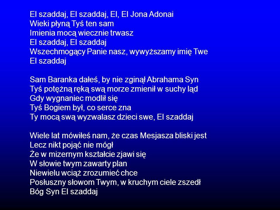 El szaddaj, El szaddaj, El, El Jona Adonai
