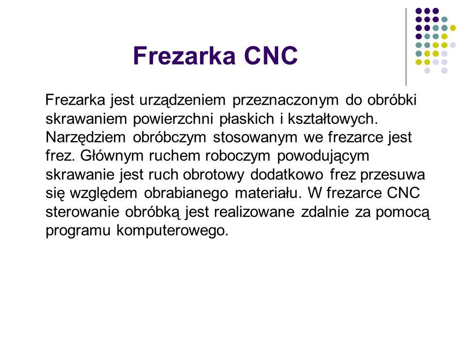 Frezarka CNC