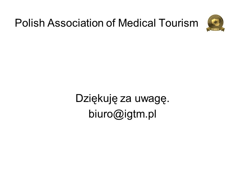 Polish Association of Medical Tourism