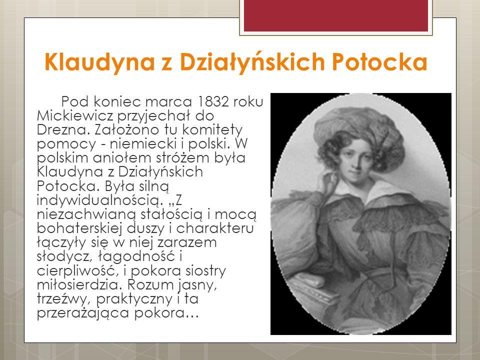 Klaudyna z Działyńskich Potocka