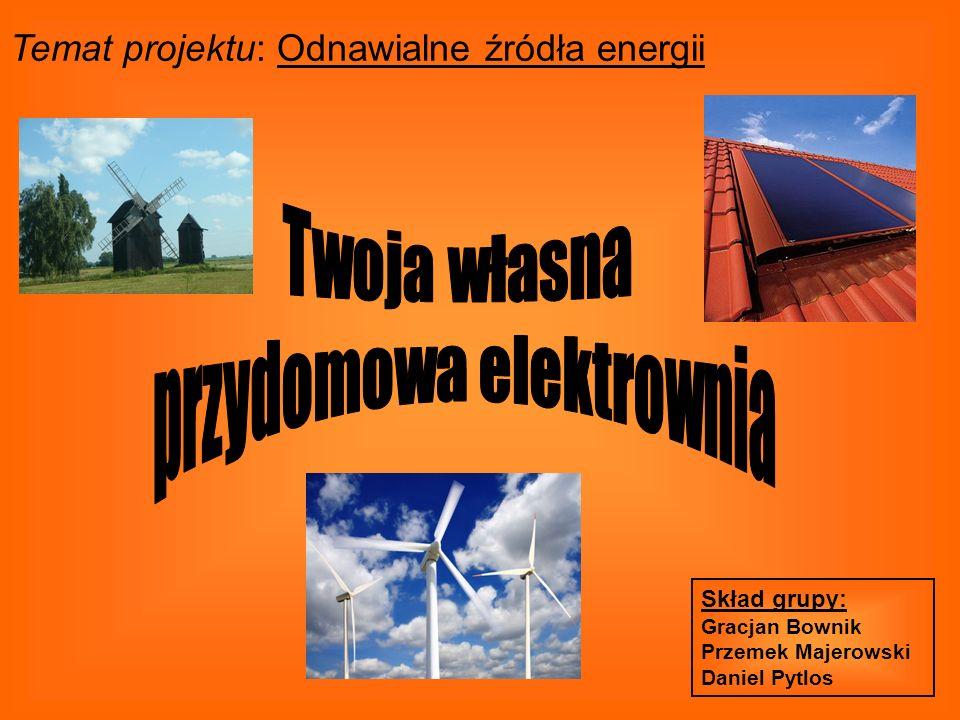 przydomowa elektrownia
