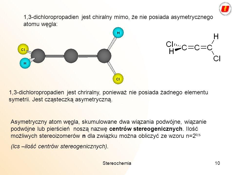 (lcs –ilość centrów stereogenicznych).