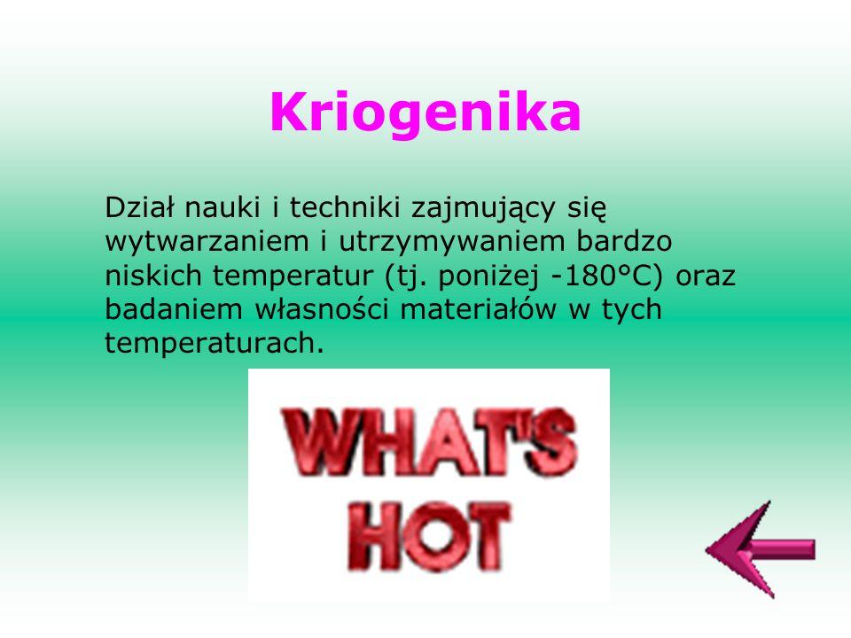 Kriogenika